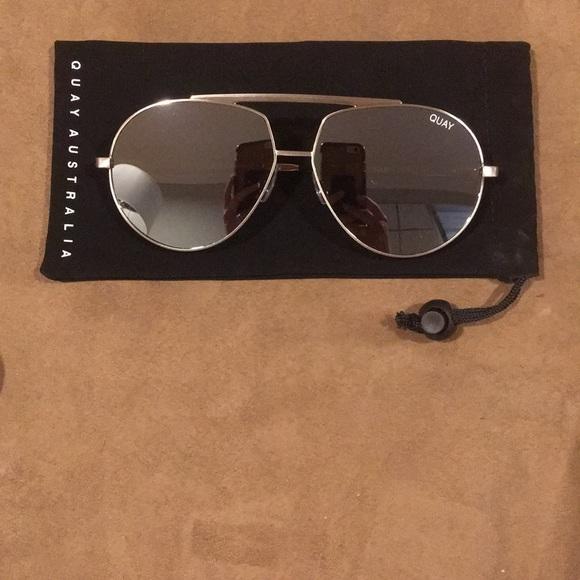 """7a0a31d4b7 Quay Australia """"Blaze"""" Sunglasses"""